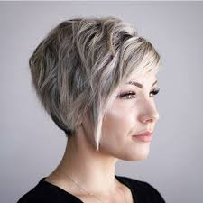 womans short hairstyle for thick brown hair 10 hi fashion short haircut for thick hair ideas 2018 women short
