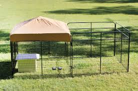 complete dog kennel systems