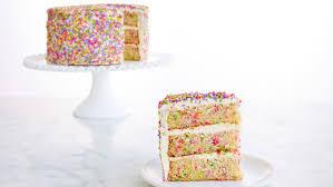 Halloween Cake Sprinkles Sprinkle Cake