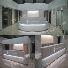 Acrylic Reception Desk Interior Stone Page4 Topone Furniture Co Ltd