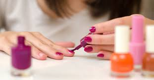 How To Decorate Nails At Home At Home Gel Manicures Can It Be Done Babble