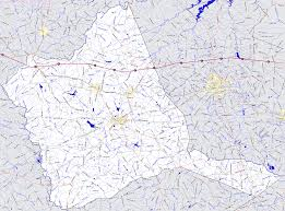 Map Of Warren County Nj Bridgehunter Com Warren County Georgia