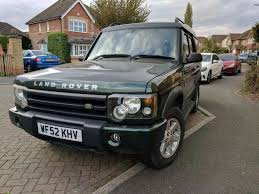 landrover discovery 2 td5 manual 5 seat lovely example in