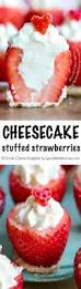 Keto Cheesecake Fluff by Best 25 Cheesecake Filled Strawberries Ideas On Pinterest