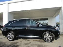 2013 lexus rx350 used lexus rx 350 for sale in decatur al 24 used rx 350