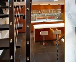kitchen with mini bar design kitchen20 modern and functional