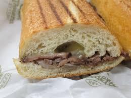 panera bread restaurant copycat recipes steak and cheese panini
