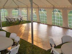 party tent rentals nj floors staging indoor outdoor floor rentals