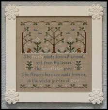 Country Cottage Needlework by Of Snow By Country Cottage Needlework
