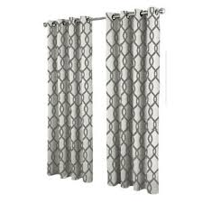 Drapes Black And White Curtains U0026 Drapes Joss U0026 Main