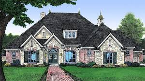 Corner Lot Floor Plans Charming French Country Home Plan 48028fm Architectural