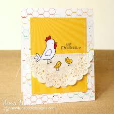 crafty designs newton s nook designs june release chicken