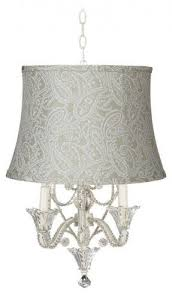 Lamp Shades For Chandeliers Mini Chandelier Lamp Shades Foter