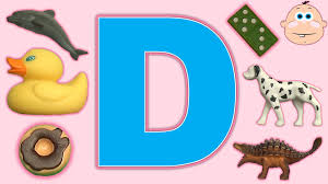 learn a word letter of the week week in review the letter d