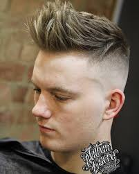 extended neckline haircut best hairstyles for men spikes