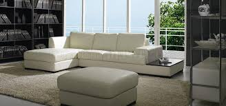 Leather Modern Sectional Sofa Sofa Beds Design Marvellous Contemporary Off White Leather