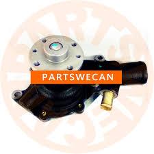water pump isuzu 4bg1 engine hitachi ex120 excavator parts 8 97125