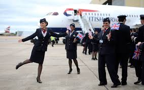 Wisconsin what do travel agents do images Female crewmembers can now wear pants on british airways 39 flights jpg