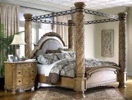 king poster bedroom set four poster king bed sets foter