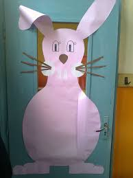 Easter Door Decorations For Daycare