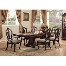 9 dining room set lacks riviera 9 pc dining room set