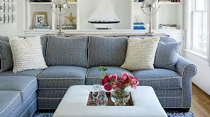 Beautiful Beachy Living Rooms Coastal Living - Coastal living family rooms