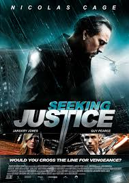 Seeking Kinopoisk The Many Front Covers Of Seeking Justice Nicolas Cage Forum