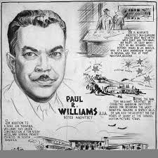 famous american architect paul williams historic profile african american architect to rich