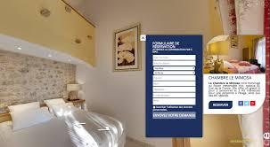 chambre virtuelle réservez grâce à une visite virtuelle ambiance 360