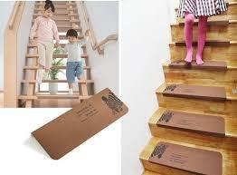 Kitchen Rug Mat Stair Treads Anti Slip Stair Mats Rugs Pads Runner Mute Staircase