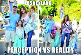 Disneyland Memes - disneyland perception vs reality meme