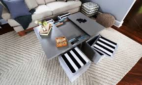 coffee tables with storage great ideas for limited space youtube