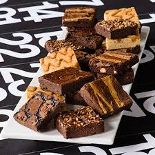 gift of the month gourmet cookie and brownie of the month club deer