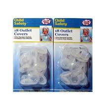 amazon com electrical outlet child proof safety covers
