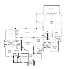 open country floor plans open floor plans french country home deco plans