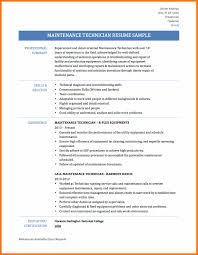 Maintenance Supervisor Resume Template 10 Maintenance Resume Sample Budget Reporting
