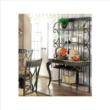 Bakers Rack With Wine Glass Holder Bakers Rack Wine Glass Holder Bcep2015 Nl