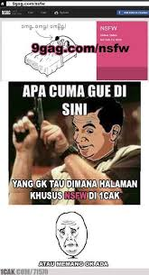 Icak Meme - menu khusus nsfw kyk 9gag 1cak for fun only