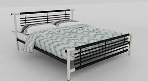 Tempat Tidur Besi Lipat jasa dan harga ranjang besi tempat tidur besi bengkel las habibi