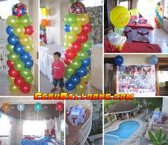 Theme Decoration by Avengers Ironman Captain America Thor Etc Cebu Balloons And
