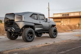 Rezvani Tank Rolls In With 500 Horsepower Automobile Magazine