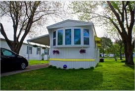 500 single wide goes retro with affordable mobile home remodel