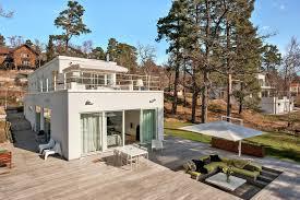 Villa Decoration by Decoration Enchanting Architecture Minimalist Villa In Stockholm