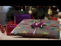 How To Gift Wrap A Present - how to gift wrap clothing youtube