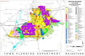 Gurgaon India Map by Greater Bhiwadi Master Plan 2031 Map Pdf Download Master Plans India