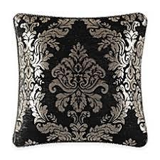 j queen new york portofino comforter set in black bed bath u0026 beyond
