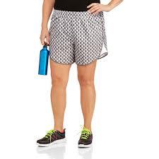 Tek Gear Plus Size Clothing Women U0027s Plus Shorts U0026 Capris Walmart Com