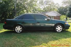 Sho Fast fast cool cars 1993 ford taurus sho fast 230 hp