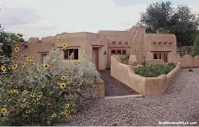 pueblo style house plans taos adobe style homes this new pueblo style house in taos new