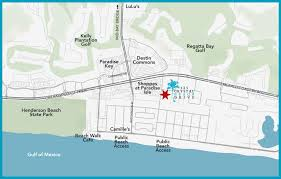 Mexico Beach Map by 125 Crystal Beach U2014 A Neighborhood Of Townhomes In The Heart Of